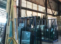 Производство стеклопакетов с декоративной раскладкой