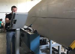 Производство армированных стеклопакетов